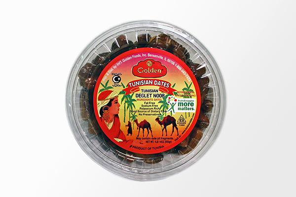 Tunisian Dates - 850g