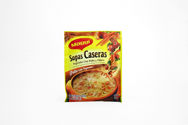 Home-Style Vegetable Chicken Flavor Soup Mix -3.24oz