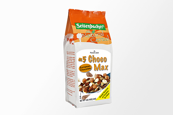 All Natural Cereal #5 Choco Max - 16oz