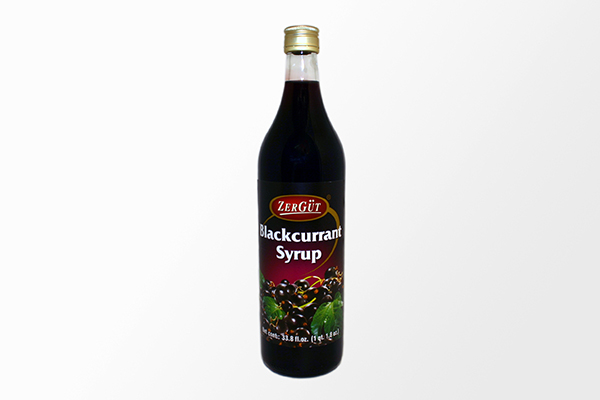 Blackcurrant Syrup - 33.8fl oz