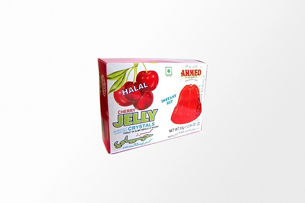 Cherry Jelly Crystals - 85g
