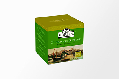 Ahmad Tea - Gunpowder Supreme China Green Tea (Loose) - 500g