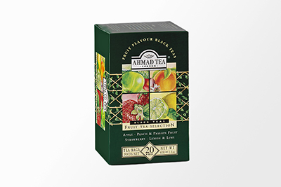 Ahmad Tea - Fruit Tea Selection - 20 Bags