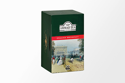 Ahmad Tea - English Breakfast Tea (Loose) - 100g
