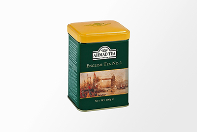 Ahmad Tea - English Tea #1 (Loose) - 100g
