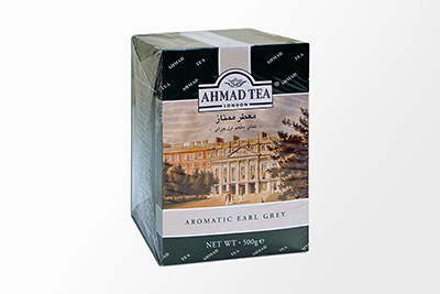 Ahmad Tea - Aromatic Earl Grey (Loose) - 100g