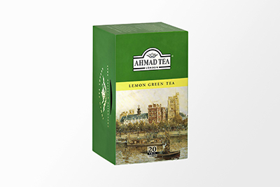 Lemon Green Tea - 20 Bags