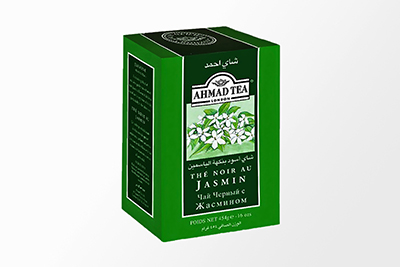 Ahmad Tea - Jasmine Black Tea (Loose) - 454g
