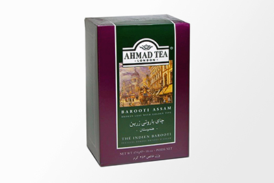 Ahmad Tea - Barooti Assam Black Tea (Loose) - 454g