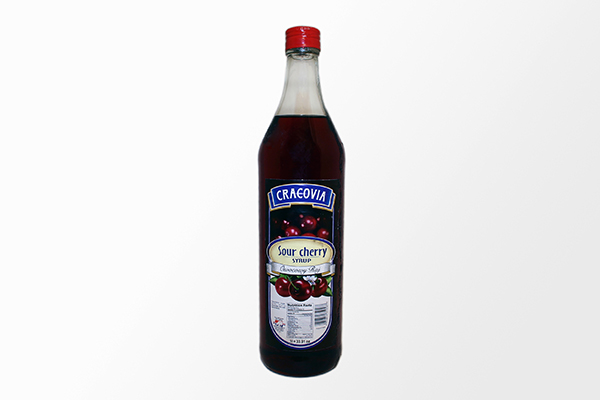 Sour Cherry Syrup - 33.81oz