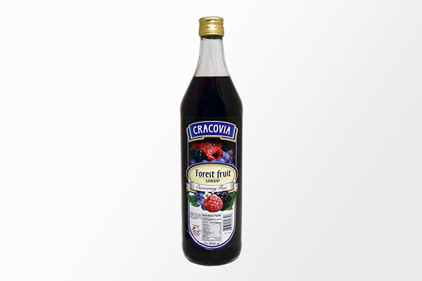Forest Fruit Syrup - 33.81oz