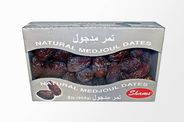 Natural Medjoul Dates - 2lbs