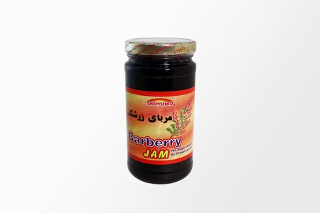 Shemshad Barberry Jam (Product of USA) - 454g