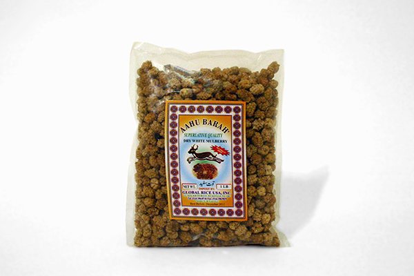 Dry White Mulberry - 1lb