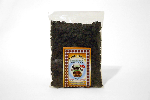 Black Raisins - 1lb