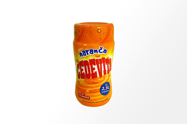 Instant Orange Drink 9 Vitamin - 2.5l