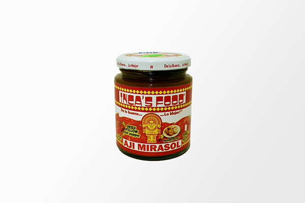 Aji Mirasol - Dried Yellow Hot Pepper - 212.6g