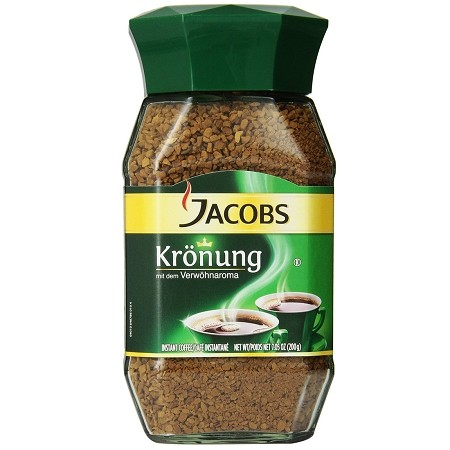 Jacobs - Kronung, Instant Coffee 7.05 oz (200g)