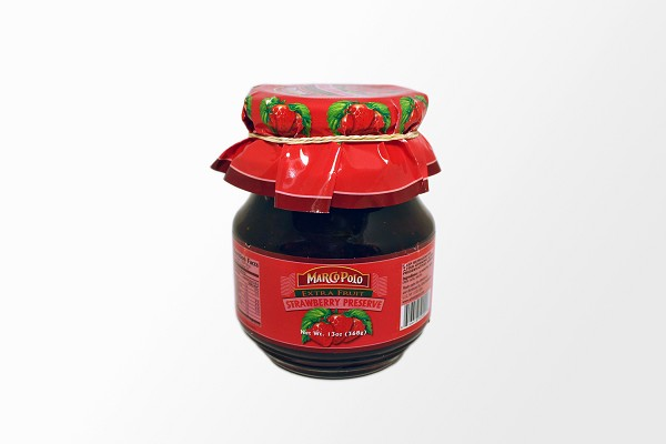 Strawberry Preserve - 13oz